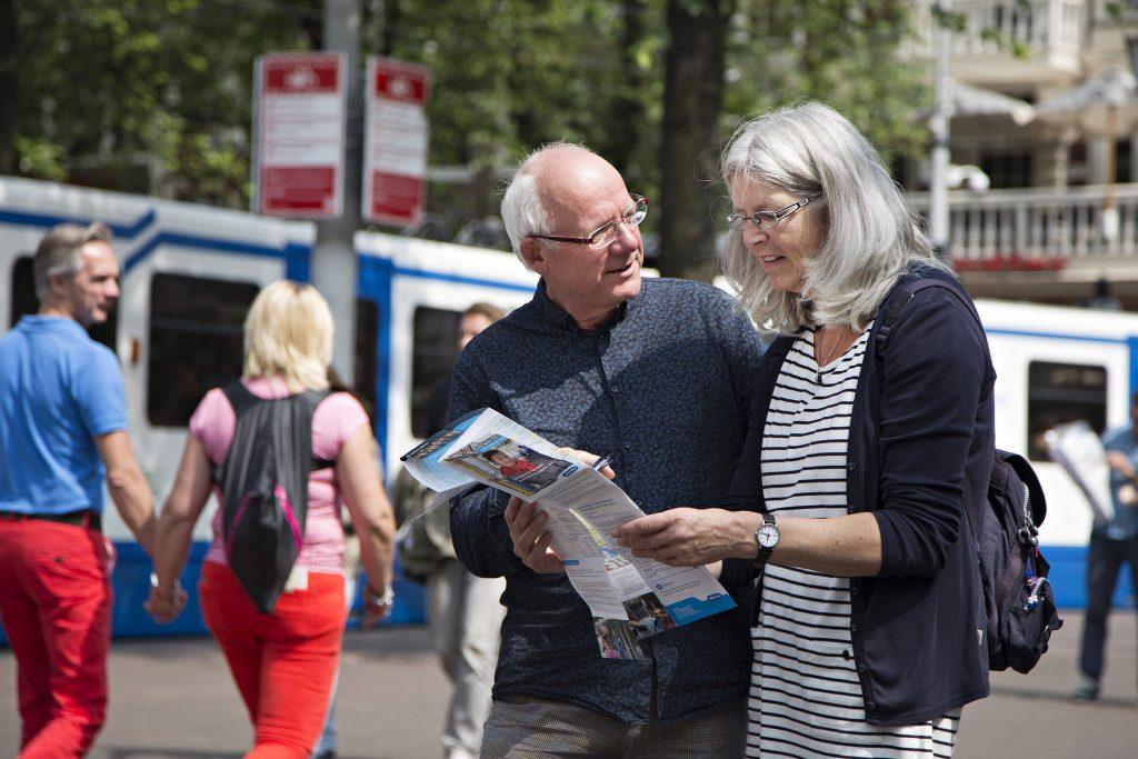 Vervoercijfers september 2018: reizigers blijken goed voorbereid op pad te gaan.