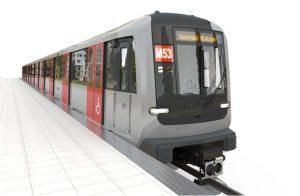 Impressie nieuwe M7 metro