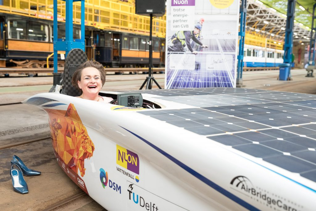 Nuon nieuwe energieleverancier van GVB