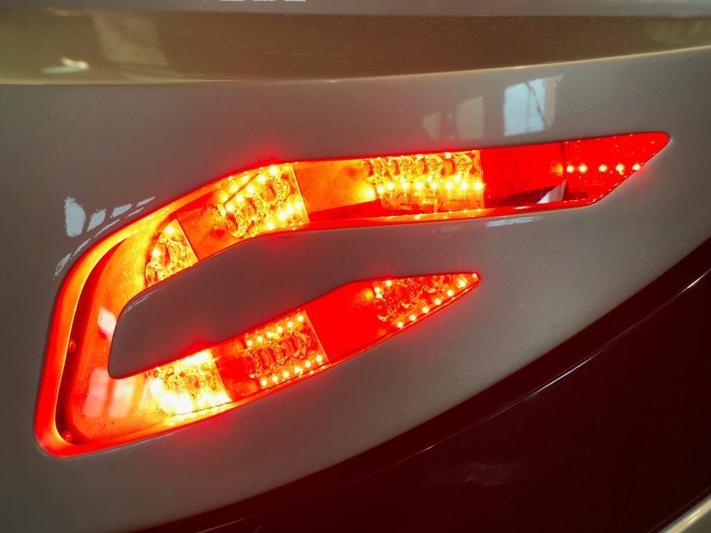 Nieuwe 15G tram verlichting