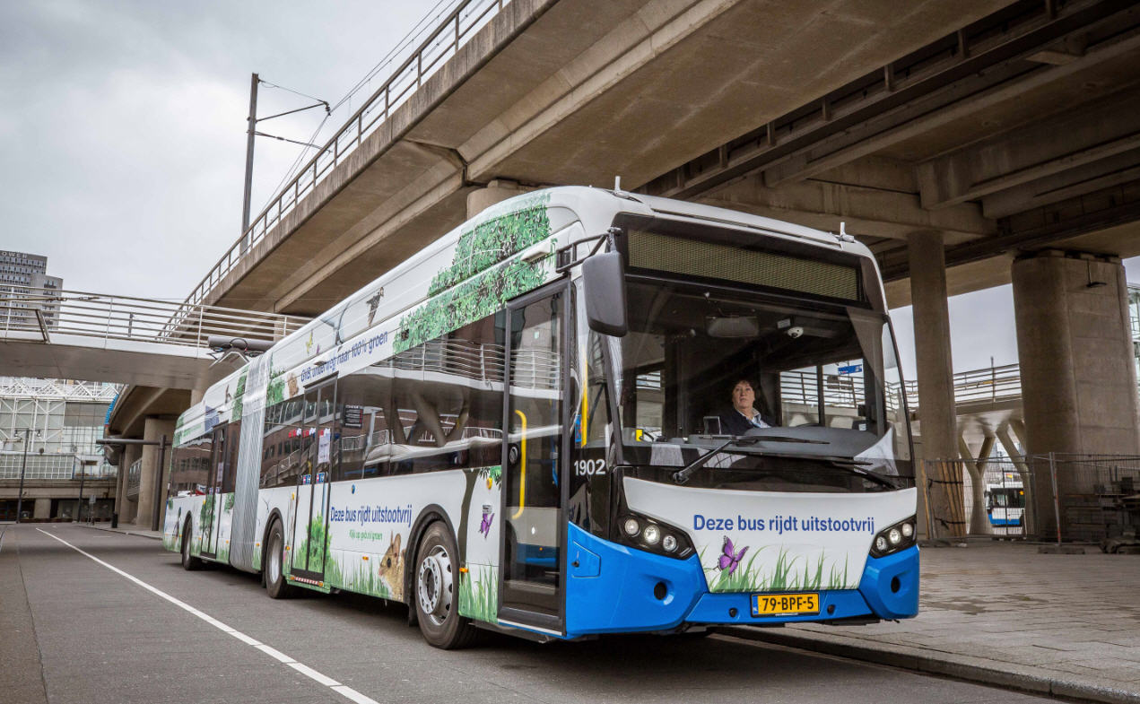 elektrische bus