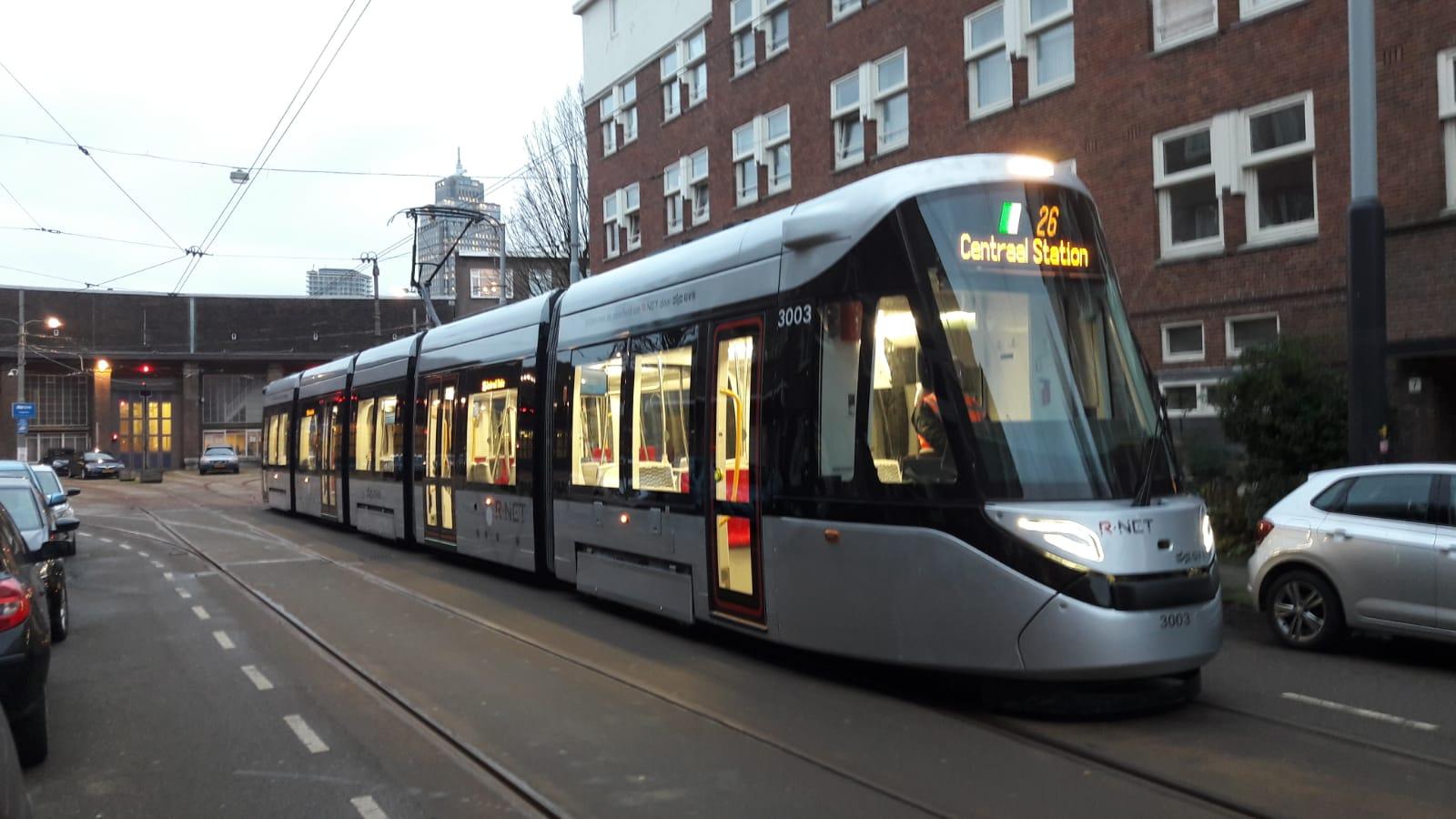 nieuwe 15G tram